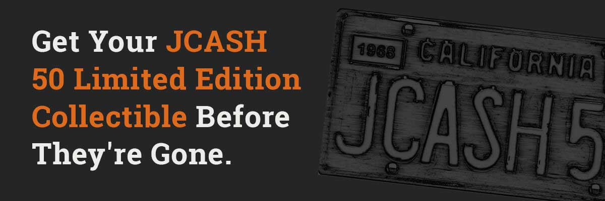 Get Your Johnny Cash Limited Edition Collectible Now
