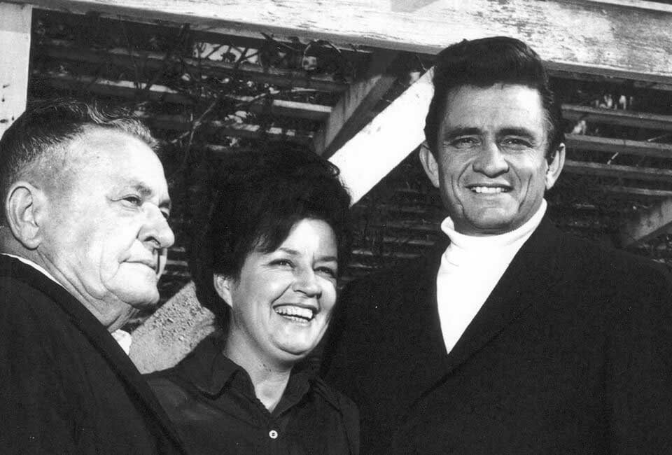 Johnny Cash Image