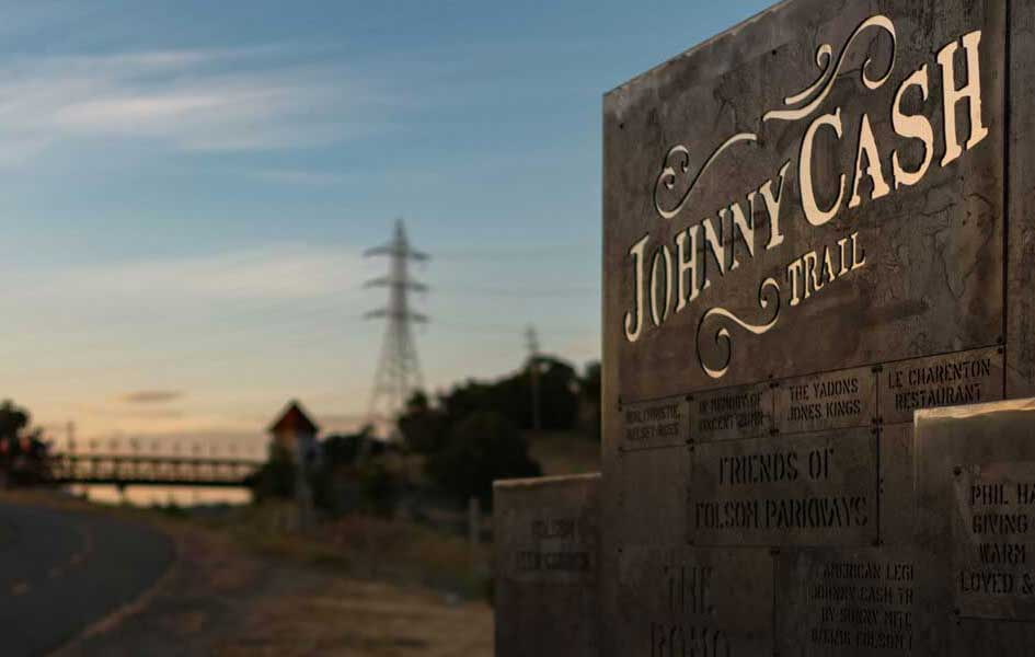 Johnny Cash Trail | Contribute